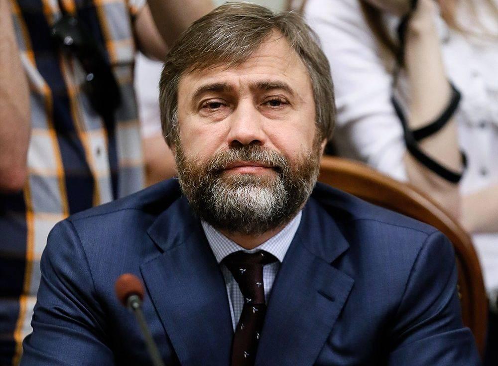 Новинский вадим владиславович - dossier