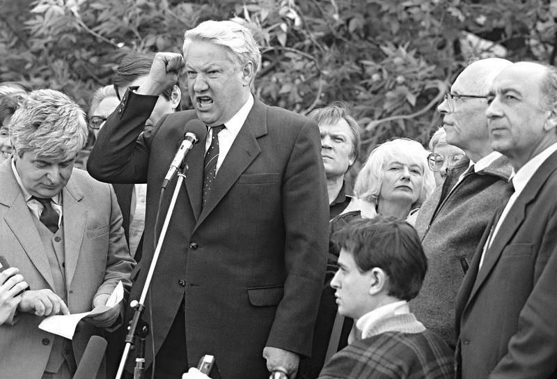 Борис ельцин: личная жизнь и карьера первого президента россии
