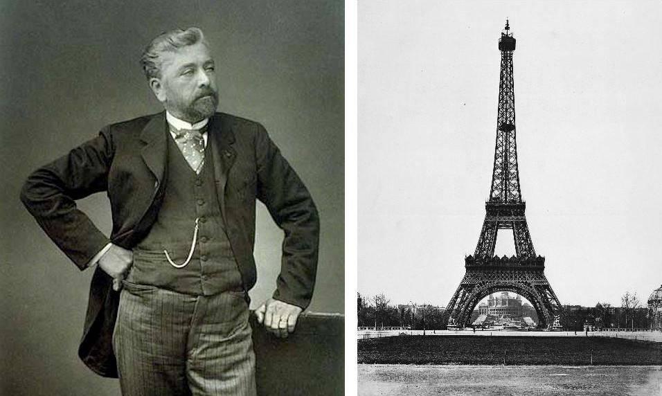 Александр гюстав эйфель биография, объекты, которые спроектировал гюстав эйфель, эйфелева башня