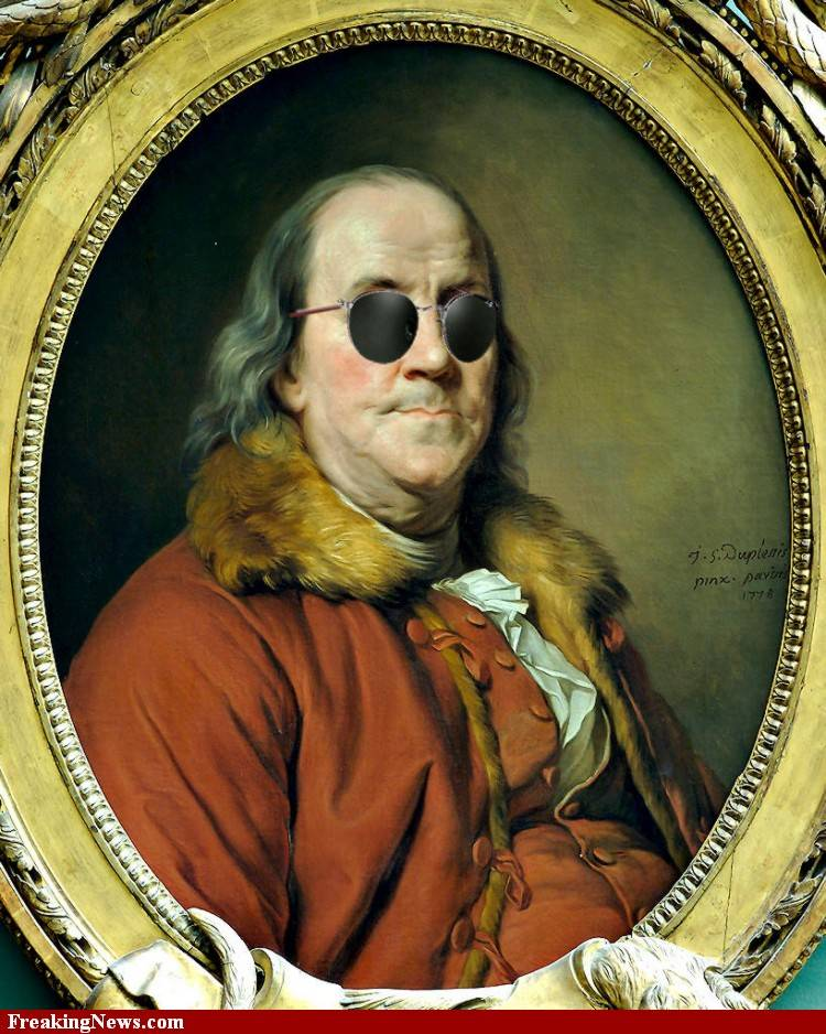 Бенджамин франклин - биография, факты, фото