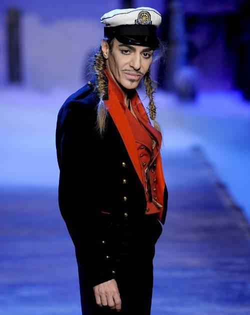 Джон гальяно - известный модельер: биография и личная жизнь :: syl.ru