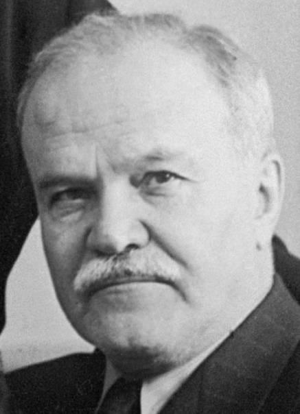 Биографиявячеслава михайловича молотова