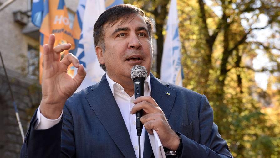 Биография Михаила Саакашвили