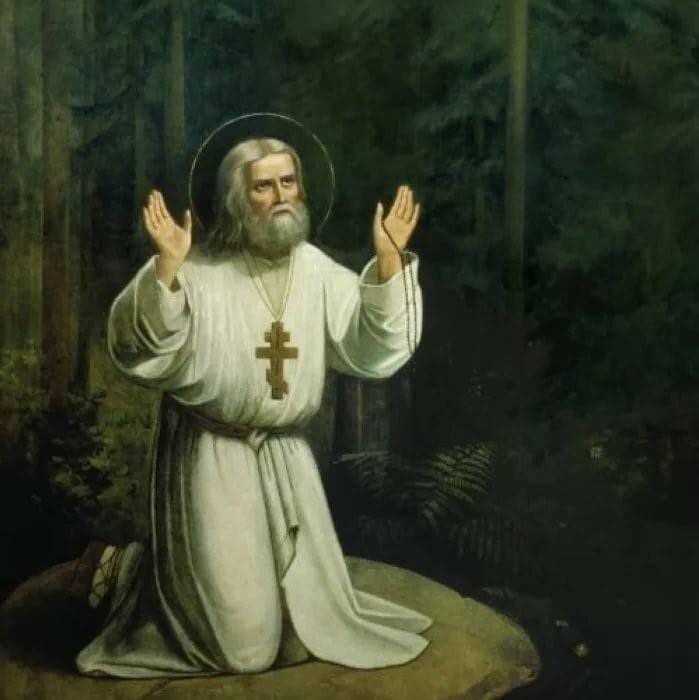 Преподобный серафим саровский: житие, чудеса...