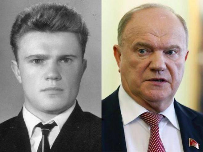 Геннадий зюганов – биография, фото, личная жизнь, новости «кпрф» 2018