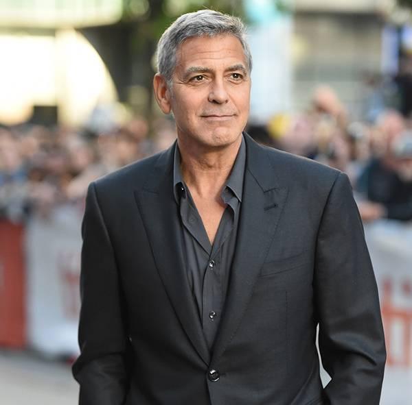Джордж клуни - биография, личная жизнь, фото