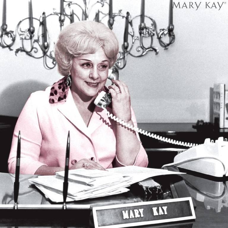 Эш, мэри кэй — википедия