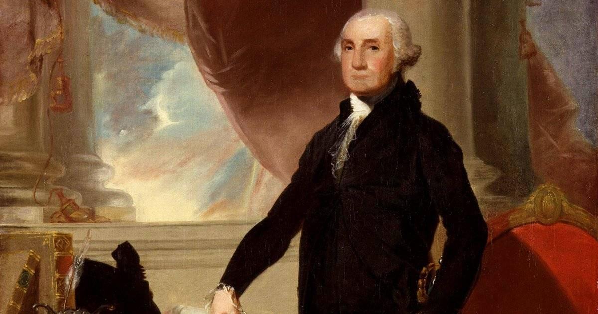 Вашингтон, джордж — википедия