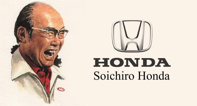 Хонда, соитиро — википедия. что такое хонда, соитиро