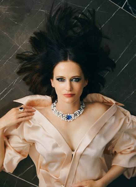 Ева грин, шарм и очарование аристократической красоты