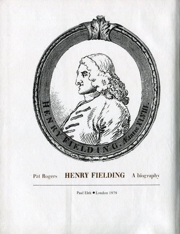 Генри филдинг — биография. факты. личная жизнь