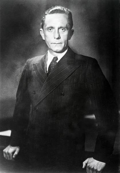 Йозеф геббельс — теоретик и практик психологической войны третьего рейха против ссср. — артюшенко олег григорьевич