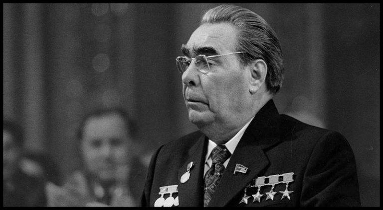 Леонид брежнев: отец развитого социализма