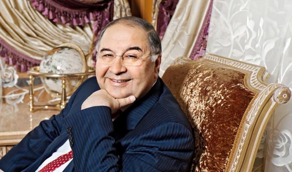 Биография Алишера Усманова
