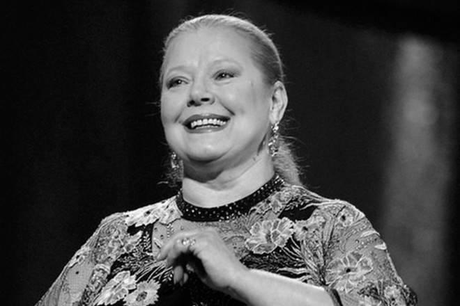Певица и актриса людмила сенчина скончалась в петербурге