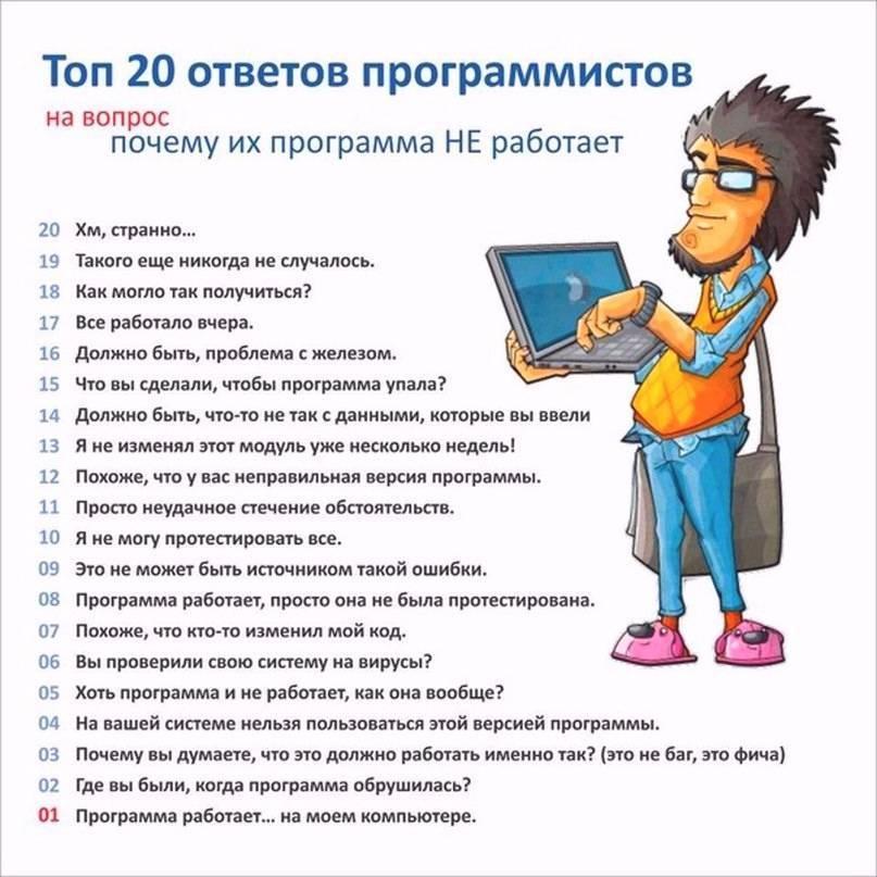 10 стереотипов о программистах | geekbrains - образовательный портал