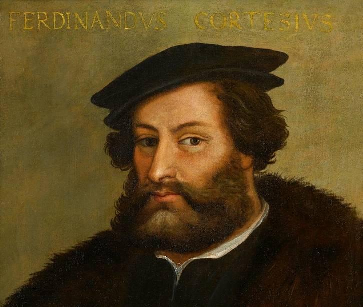 Кортес эрнан фернандо 1485-1547
