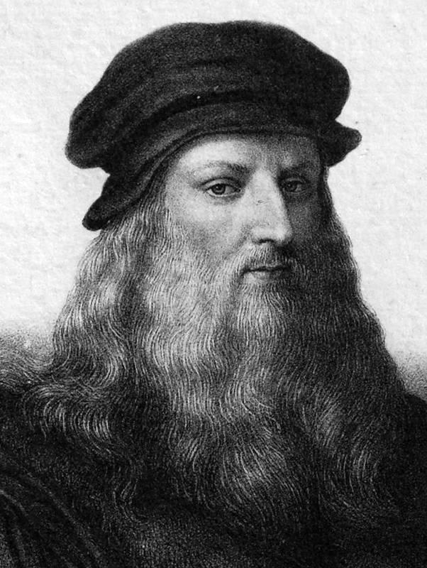Леонардо да винчи – устремлённый к звезде