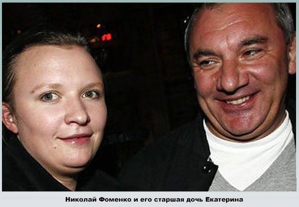Николай фоменко: фото, биография, личная жизнь, жена, дети