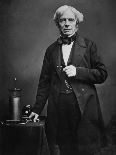 Фарадей, майкл биография, ранние годы. переплётчик, лаборант королевского института (1812—1815)
