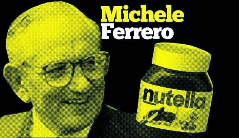 Бизнесмен микеле ферреро: биография, история успеха, фото