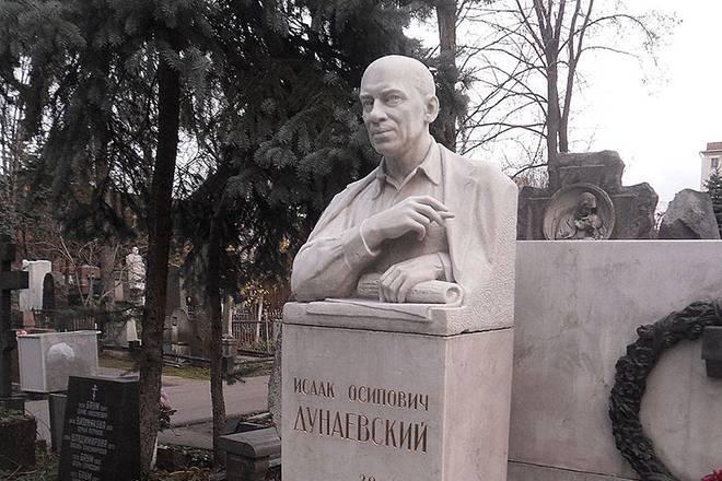 Дунаевский, исаак осипович