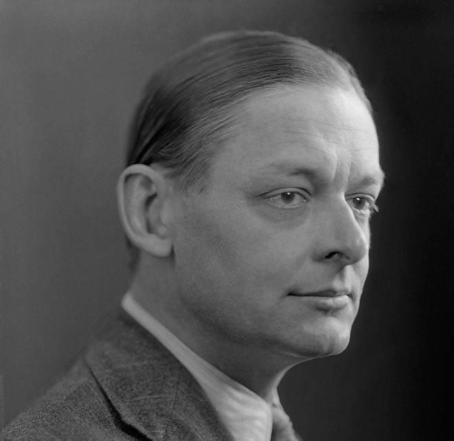 Томас стернз элиот - стихи, пустошь и факты - биография