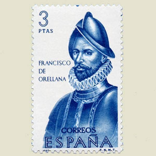 Франсиско де орельяна: «первооткрыватель амазонки»