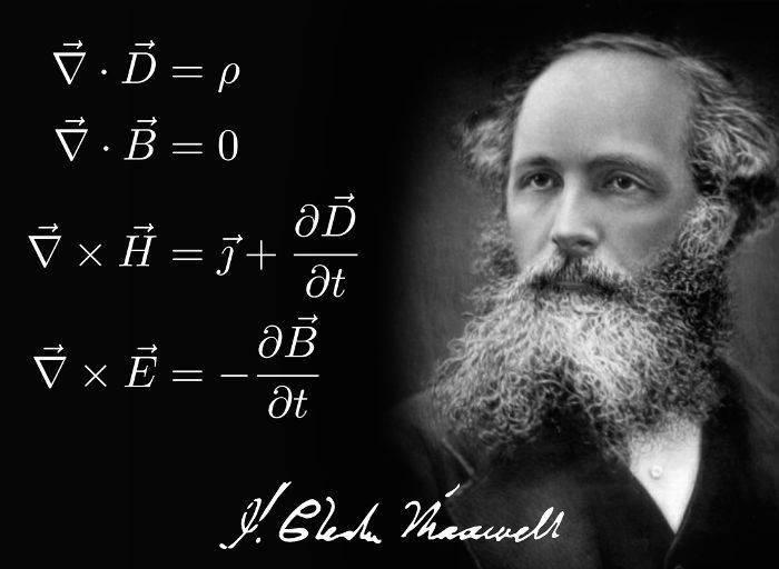 Джеймс максвелл: краткая биография физика, основные открытия