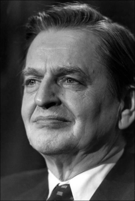 Загадочное убийство премьер-министра швеции