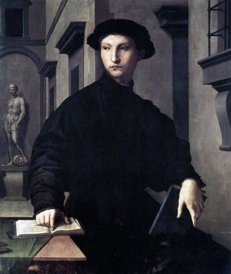 Бронзино, аньоло биография, творчество, придворный художник медичи, литература