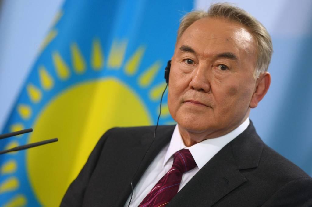 Назарбаев Нурсултан Абишевич