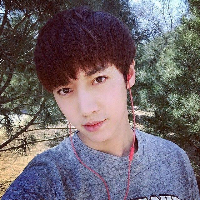 Сюй кай актер, инстаграм и официальный аккаунт китайского актера