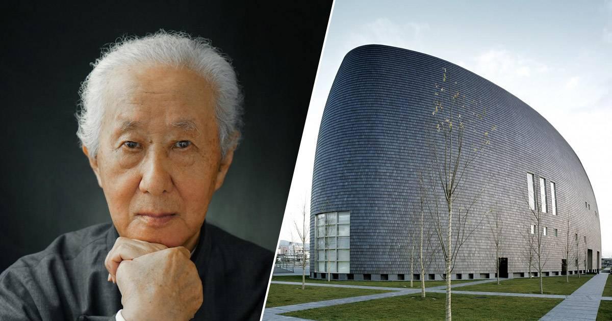 Архитектура: арата исодзаки — лауреат притцкеровской премии 2019 | houzz россия