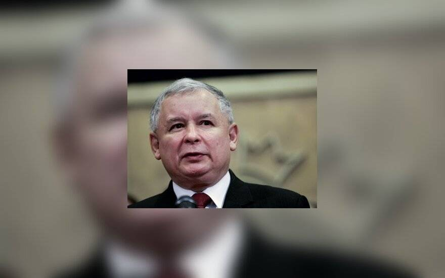 Качиньский, ярослав