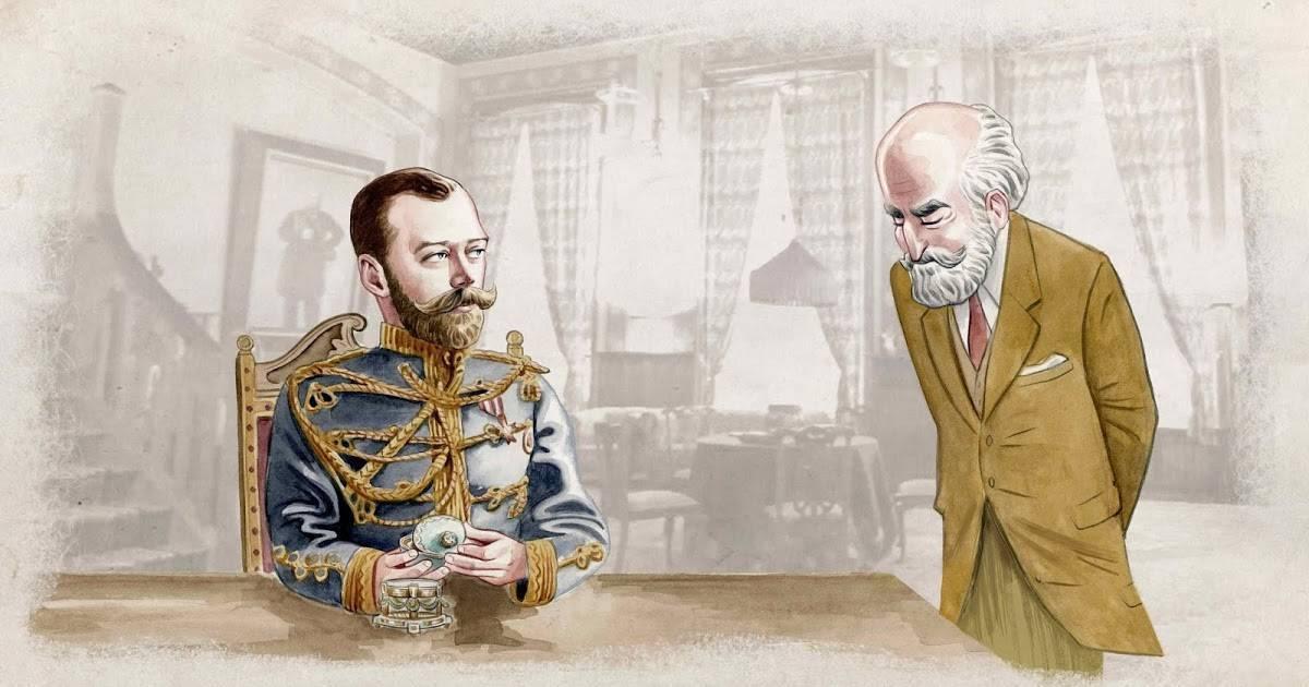 Карл фаберже — русский ювелир, которого знает весь мир