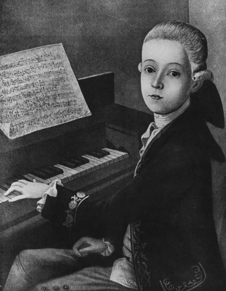 Краткая биография моцарта самое главное для детей