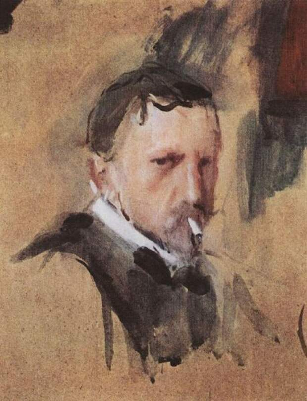 Валентин серов — мастер психологического портрета