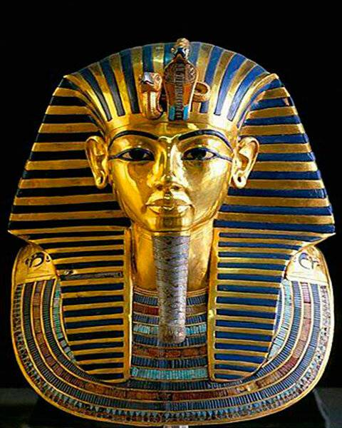 Тутанхамон — википедия