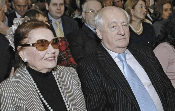Биография Марка Захарова