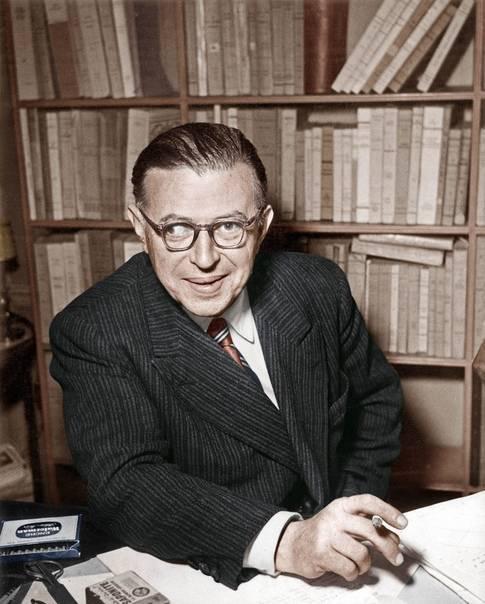 Жан-поль сартр - биография, факты, фото