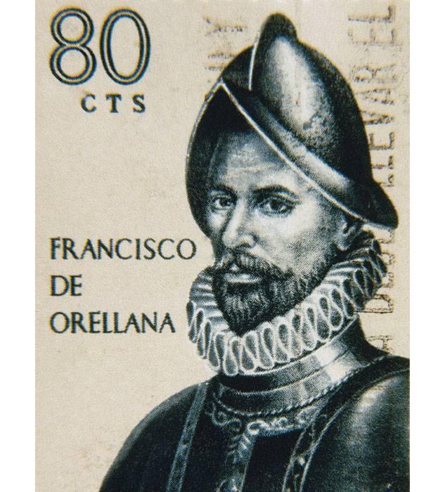 Орельяна, франсиско де — википедия
