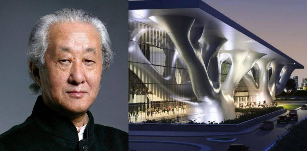 About arata isozaki, architect of japanese new wave