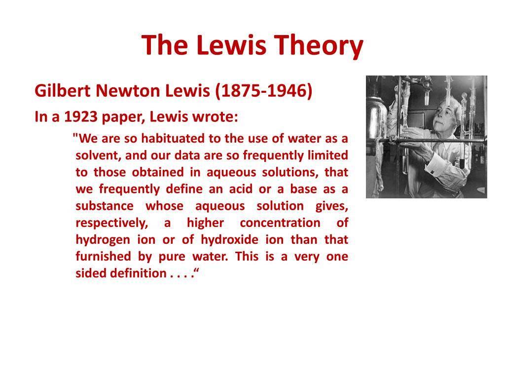 Гилберт ньютон льюис биография и вклад в науку / химия | thpanorama - сделайте себя лучше уже сегодня!