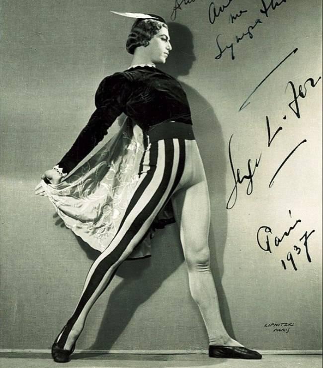 Серж лифарь – украинский гений французского балета