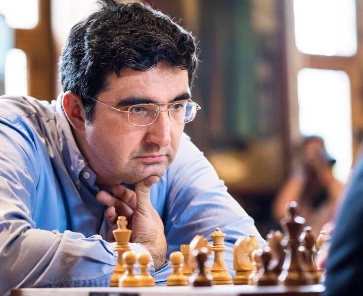 Шахматист владимир крамник – биография, карьера, достижения