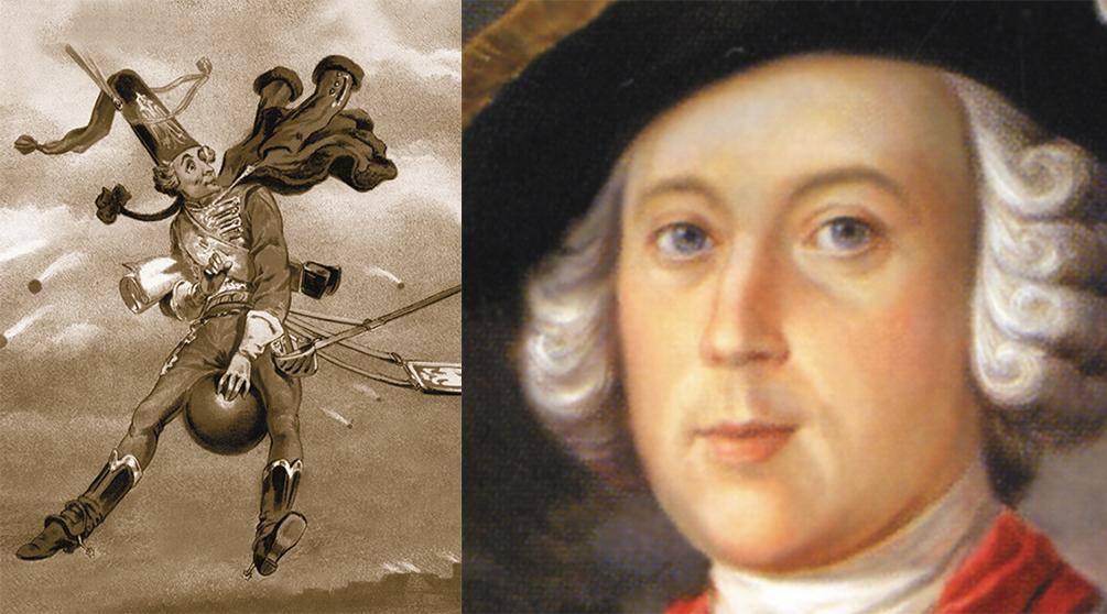 Выдумки, легенды и правда о бароне мюнхгаузене - известном авантюристе, которого знает весь мир - экстремально - медиаплатформа миртесен
