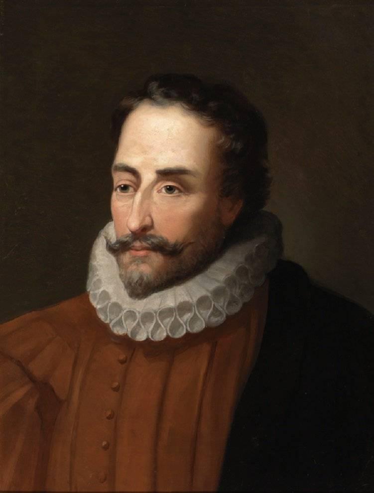 Биография сервантеса. всемирно известный испанский писатель