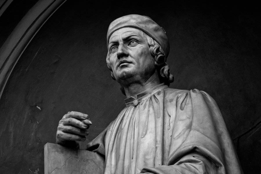 Филиппо брунеллески   / чертежи архитектурных памятников, сооружений и объектов - наглядная история архитектуры и стилей