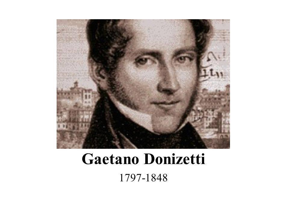 Доницетти, гаэтано — википедия. что такое доницетти, гаэтано